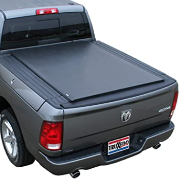 Amazon Com Truxedo Lo Pro Soft Roll Up Truck Bed Tonneau Cover 547901 Fits 2012 18 2019 Ram 1500 2500 3500 W Rambox 6 4 Bed Automotive