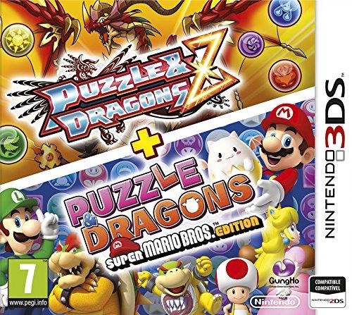 NINTENDO - Nintendo 3ds Puzzle Dragons P D Mario Bros - 2229681