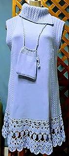 BABY BLUE HANDMADE CLOTH