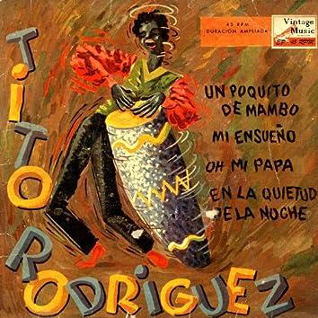"""Vintage Puerto Rico Nº 8 - EPs Collectors """"Un Poquito De Mambo"""""""