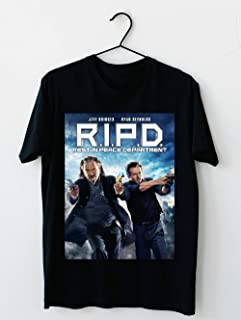 R.I.P.D. T shirt Hoodie for Men Women Unisex