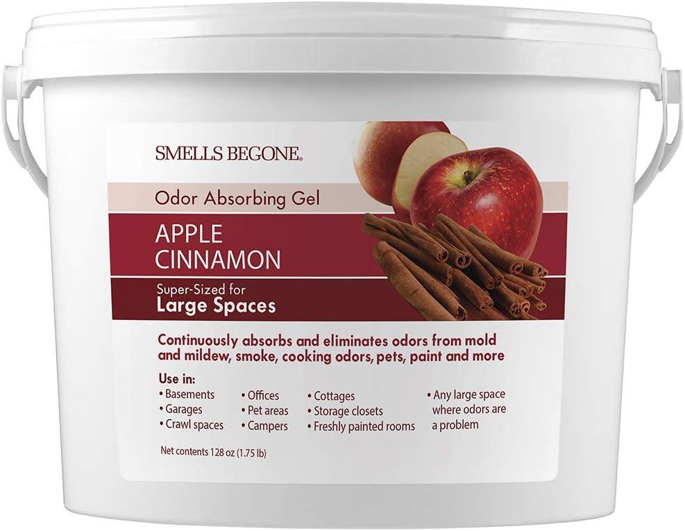 SMELLS BEGONE Odor Absorber Gel - Air Online limited product Eliminato High order Freshener