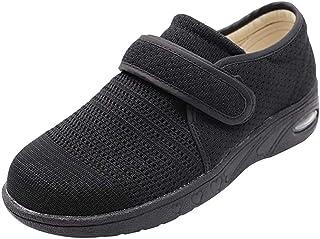 ZR1LZ Pantofole Basse,Donne/Allenatore/fascite Plantare/Edema/Ventilazione reticolata/Esercizio/ortopedia/Piede diabetico ...