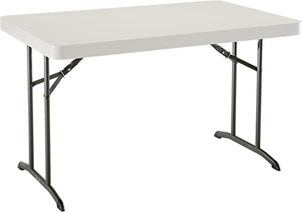 Lifetime 80568 48 X 30 Wide Folding Utility Table