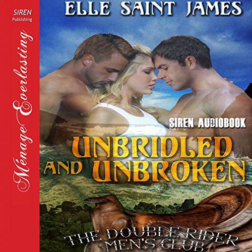 Unbridled and Unbroken audiobook cover art