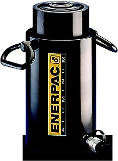 Enerpac RAC-1006 Single-Acting Aluminum Hydraulic Cylinder with 100 Ton Capacity, Single Port, 5.91