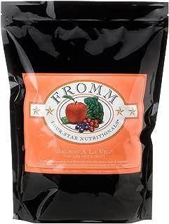 Fromm Four Star Salmon A La Veg Dry Cat Food, 5-Pound Bag