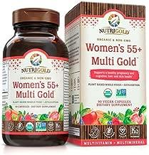 Womens 55+ Multi Gold