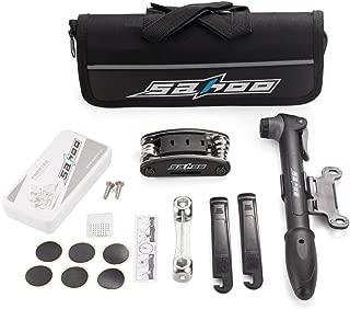Agapo Multi Function Bicycle Tire Repair Tools Kit Glueless Puncture Portable Repair Kit