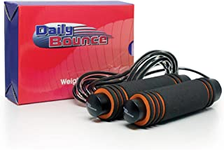 athletic works weighted jump rope