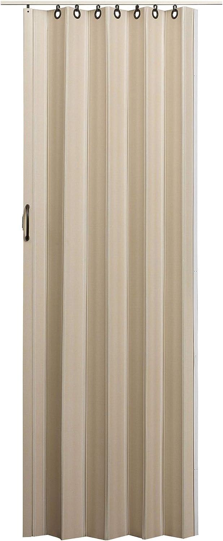 LTL Home Products en3280hl Encore Interior Accordion Folding Door 24-36 x 80 inches White