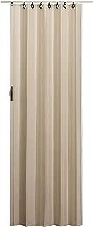 LTL Home Products NV3680L Nuevo Interior Accordion Folding Door, 36 x 80 Inches, Linen