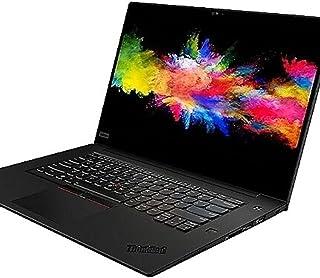 Lenovo ThinkPad P1 Gen 2 20QT0086US 15.6インチ モバイルワークステーション - 1920 x 1080 - Core i7 i7-9850H - 16 GB RAM - 512 GB SSD - ミッドナ...