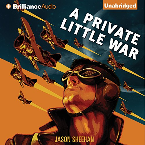 A Private Little War audiobook cover art
