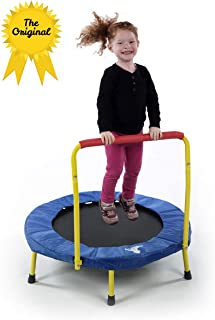 The Original Toy Company Fold & Go Trampoline (TM)
