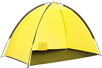 SEMOO Beach Tent Instant Set Up Sun Shade Shelter UV Protection Lightweight Water Resistant 2-Person