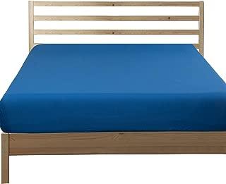 royal blue sheets