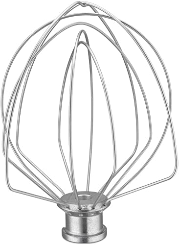 discount KitchenAid KSMF6WW Wire Whip - new arrival Fits outlet sale Bowl-Lift GLASS Bowls 6-Quart models KF26 F-Series sale