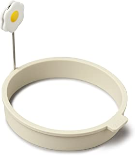 Zeal J224C Round Egg Ring, Cream