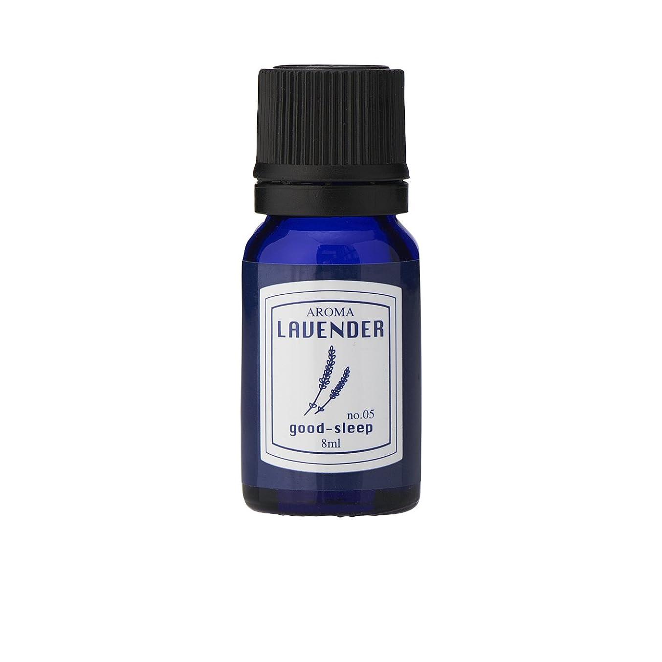 補体シャースケートブルーラベル アロマエッセンス8ml ラベンダー(アロマオイル 調合香料 芳香用 心落ち着ける清々しい香り)