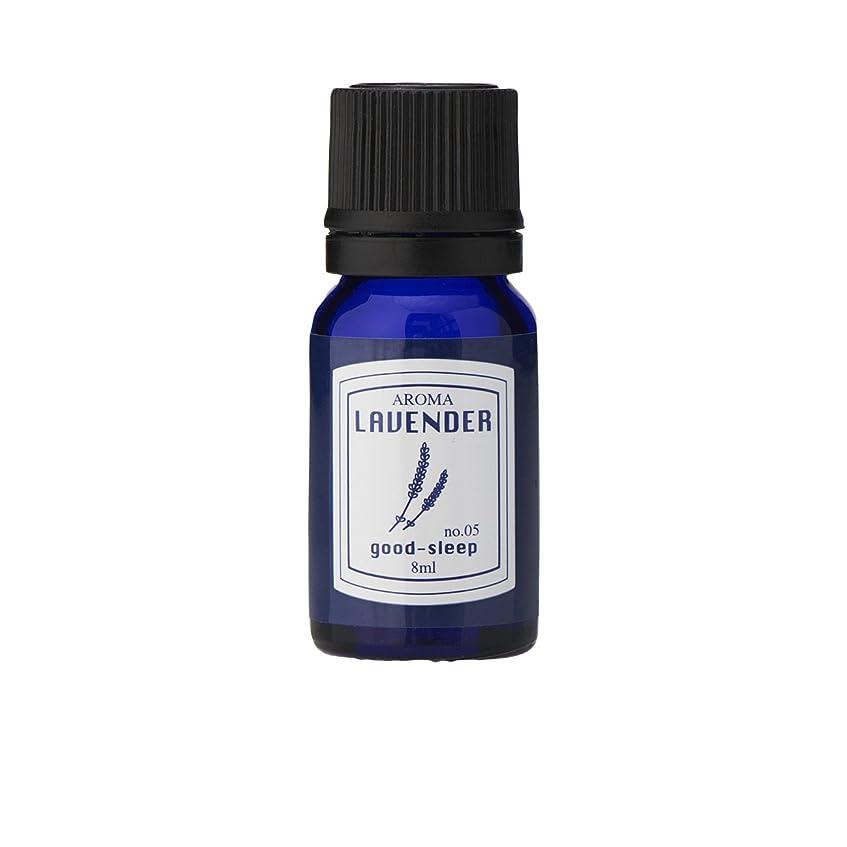 準備する通知重なるブルーラベル アロマエッセンス8ml ラベンダー(アロマオイル 調合香料 芳香用 心落ち着ける清々しい香り)