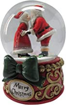 Kurt Adler Kurt S. Adler 100MM Mrs. Claus Musical Snowglobe, Multi