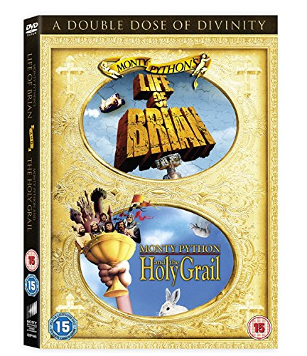 Life of Brian / Monty Python and the Holy Grail - Set [2 DVDs] [UK Import]