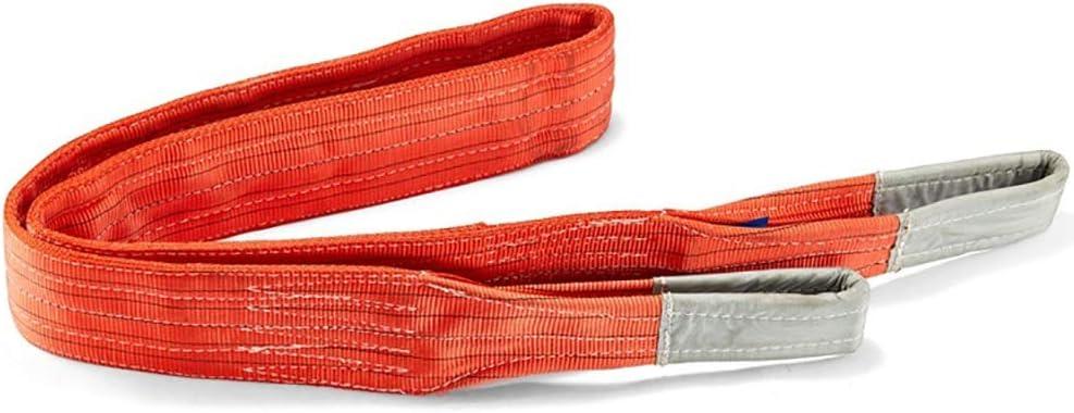 National uniform free shipping Hardware Lifting Belt Anti-wear 5 Ultra-Cheap Deals Time Flat Tons Sling 4