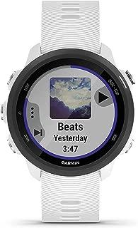 GARMIN(ガーミン) ランニングウォッチ ForeAthlete 245 Music 音楽再生機能 心拍 歩数 防水【日本正規品】