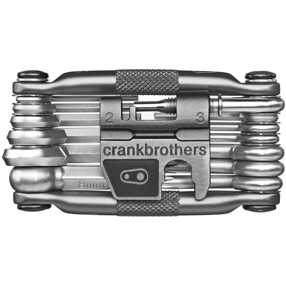 Crank Brothers Bicycle 19 Function Silver