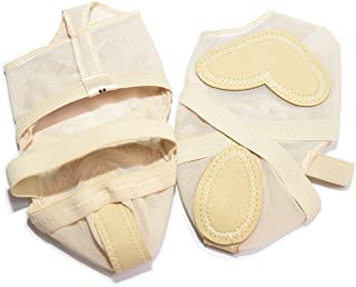 MiDee Feet Pads Full Lyrical Shoes for Dancing