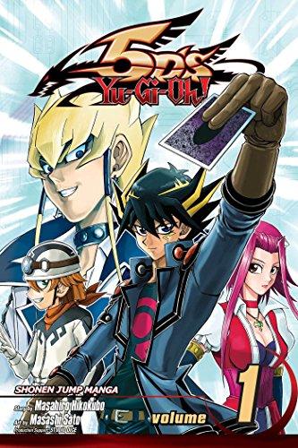 Yu-gi-oh! 5d's 1: Yusei Fudo, Turbo Duelist!!