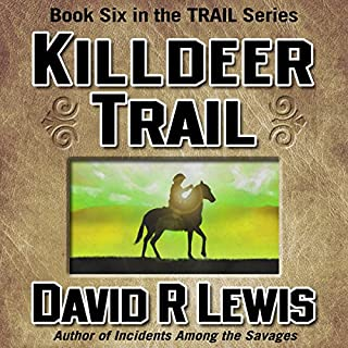 Killdeer Trail audiobook cover art