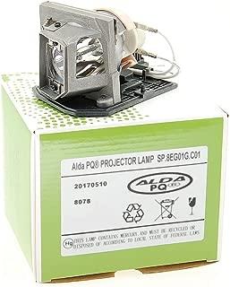 Alda PQ-Premium L/ámpara de proyector para Acer X110P Proyectores l/ámpara con Carcasa