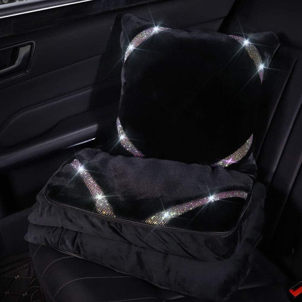 U So Shiny Foldable unisex Blanket Throw Pillow Soft with Kansas City Mall Premium a Fur