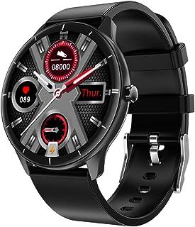 Q21 Smart Watch Bluetooth Heren Dames Sport Stappenteller Weer Bloeddruk Monitoring SmartWatch voor Android IOS