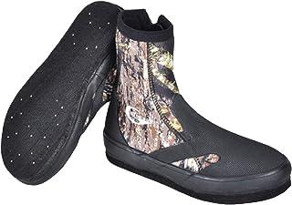Willsky Chaussures d'eau Bottes De Pêche en Feutre Solid Sole Soleil Nail Antidérapant Respirant Extérieure Extérieure De ...