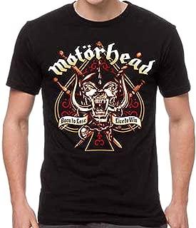 motorhead tour t shirt