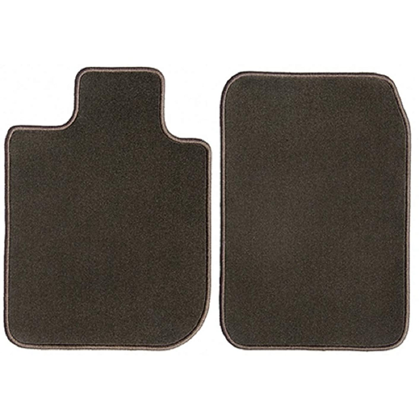 GGBAILEY D3113A-F1A-CH-BR Custom Fit Automotive Carpet Floor Mats for 1990, 1991, 1992, 1993 Geo Storm Chocolate Brown Driver & Passenger