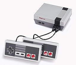 DigitCont Plug & Play 621 en 1 Retro Consola de Juegos, una función de Juegos con 621 Classic Retro 2 Jugador Modo de Consola 2 Jugador Consola traer de Vuelta la Memoria del niño