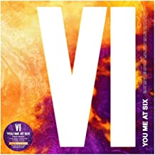 You Me At Six – VI (Exclusive Glow In The Dark Sleeve Edition vinyl) [vinyl] You Me At Six