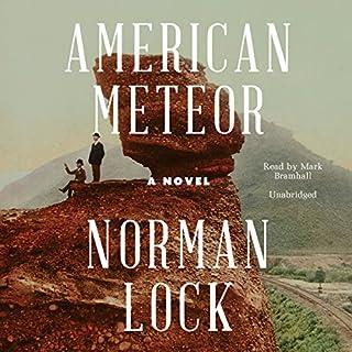 American Meteor audiobook cover art