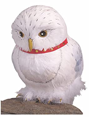 Rubies Costume Co - Harry Potter Owl (Hedwig Prop)
