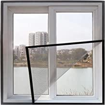 Mosquito Window Net Magnetische Anti Mosquito Bug Insect Fly Window Screen Mesh Net Gordijn Eenvoudig te installeren en te...