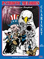 Patriotic Melodies with CD / Clarinet 1585603279 Book Cover