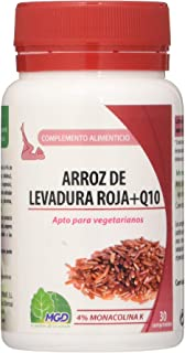 MGD Nature Levadura Arroz Roja +Q10-100 gr