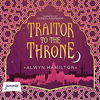 Couverture de Traitor to the Throne