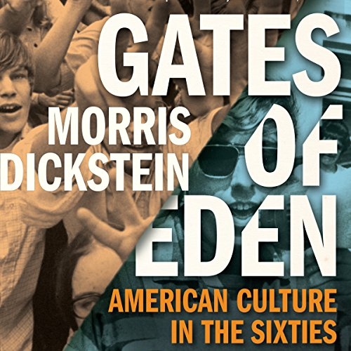 Gates of Eden audiobook cover art