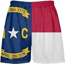 unc lacrosse shorts