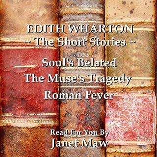 Edith Wharton cover art